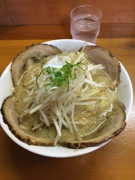 「味噌チャーシュー麺 980円」@麺の蔵の写真