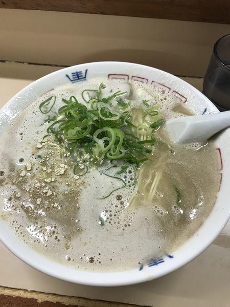 「ラーメン」@八ちゃんラーメン 薬院本店の写真