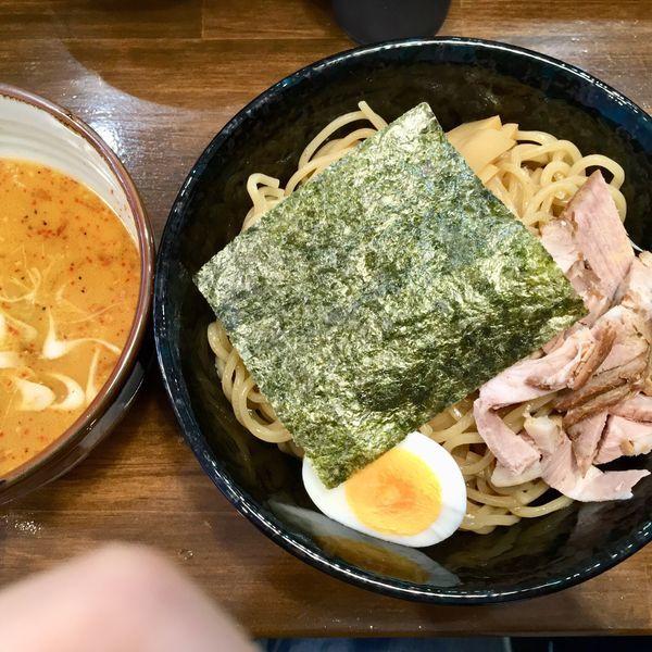 「みそつけ麺 850円」@中華そばつけ麺 かとうの写真