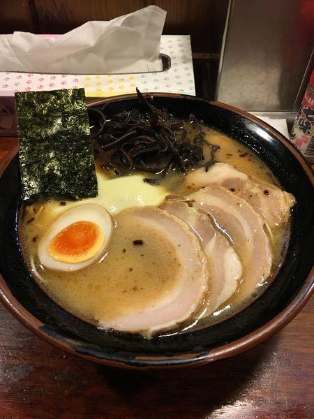 「熊本チャーシュー麺」@麺屋 双喜の写真