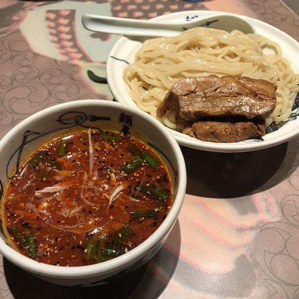 「芝辛つけ麺(¥930)」@麺屋武蔵 芝浦本巻の写真