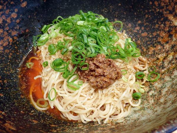 「広島式汁なし担担麺・2辛」@汁なし担担麺専門 キング軒 銀座出張所の写真