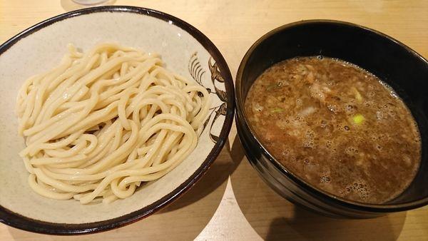 「濃厚つけ麺(780円+税)」@七匹の子ぶた さいたま新都心店の写真