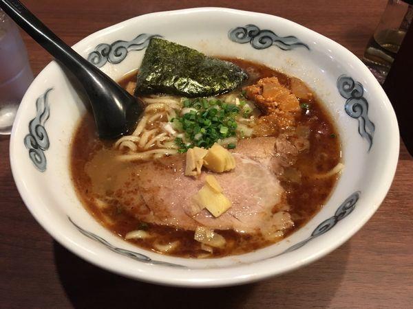 「羅麺」@室壱羅麺の写真
