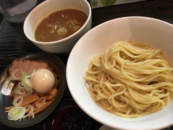 「和利道つけめん+辛味」@麺屋 和利道 waritoの写真