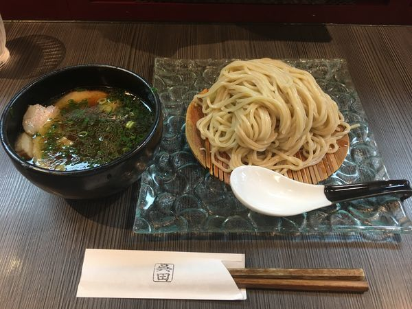 「ざるつけ麺」@柳麺 呉田-goden-の写真