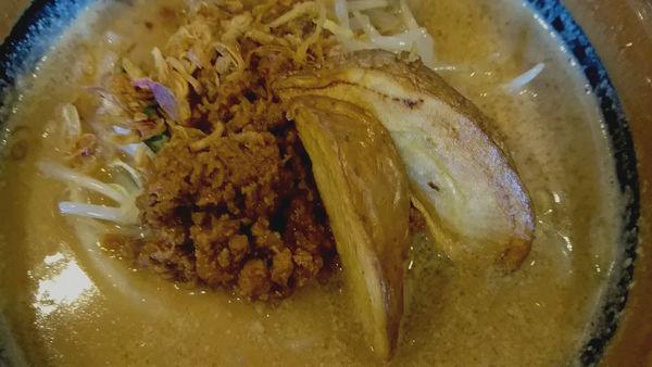 「北海道味噌」@麺場 田所商店 籠原店の写真