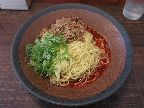 「広島汁なし担担麺(麺大盛)シビレ3/辛さ3:700円」@tomoruの写真