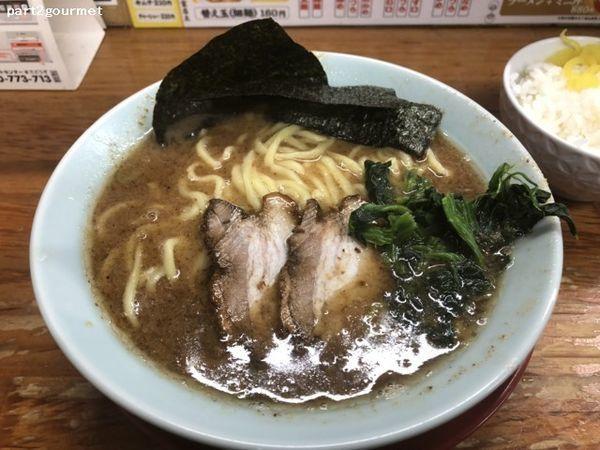 「和風トンコツ (830円)」@栃木家の写真