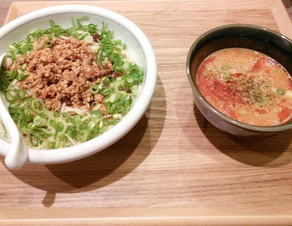 「担々つけ麺 800円」@麺者 雄の写真