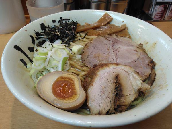 「限定麺大盛り」@創作らーめん 小川流 二本松店の写真