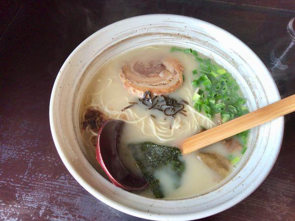 「鶏そば 細麺」@鶏そばや 竜神洞の写真