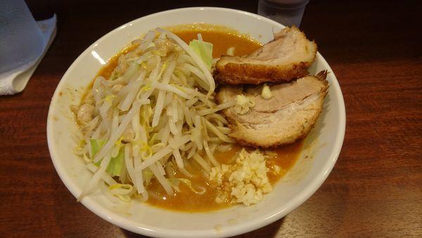 「みそラーメン」@麺屋 づかちゃんの写真
