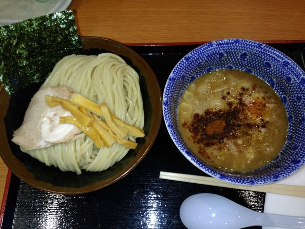 「つけ麺 並盛」@舎鈴 イオン北戸田店の写真