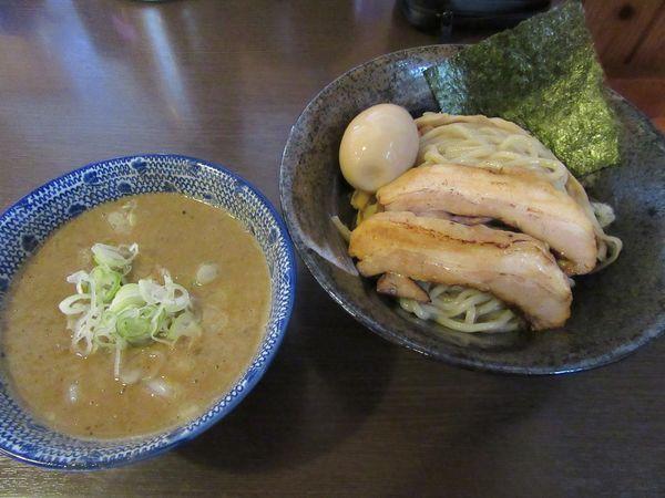 「特製つけ麺(1000円)」@つけ麺 弥七の写真