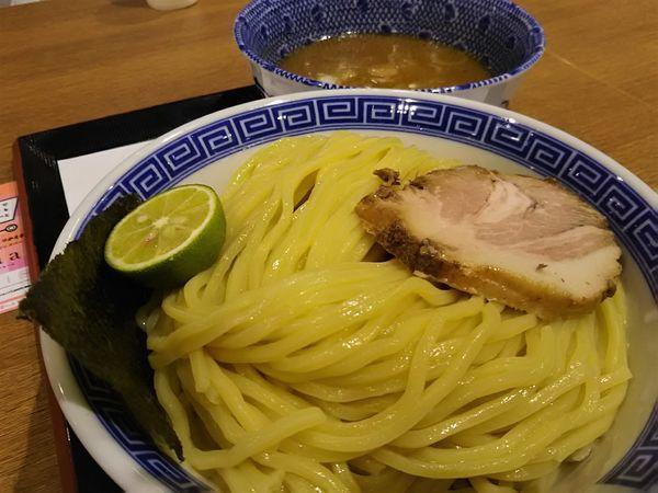 「濃厚つけ麺¥880+税」@つじ田 ららぽーと湘南平塚店の写真