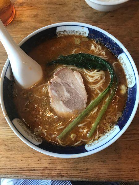 「担々麺 800円」@支那麺屋よかろう 虎の門店の写真