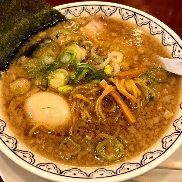「味玉ばんから」@東京豚骨拉麺 ばんから 熊谷店の写真