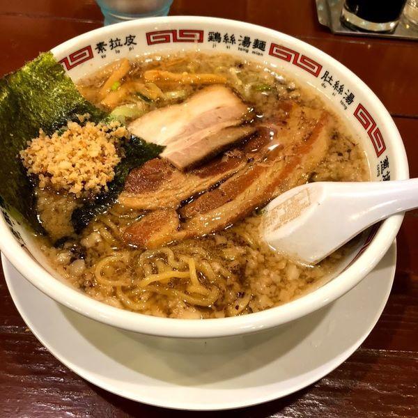 「極み角煮ばんから」@東京豚骨拉麺 ばんから 熊谷店の写真