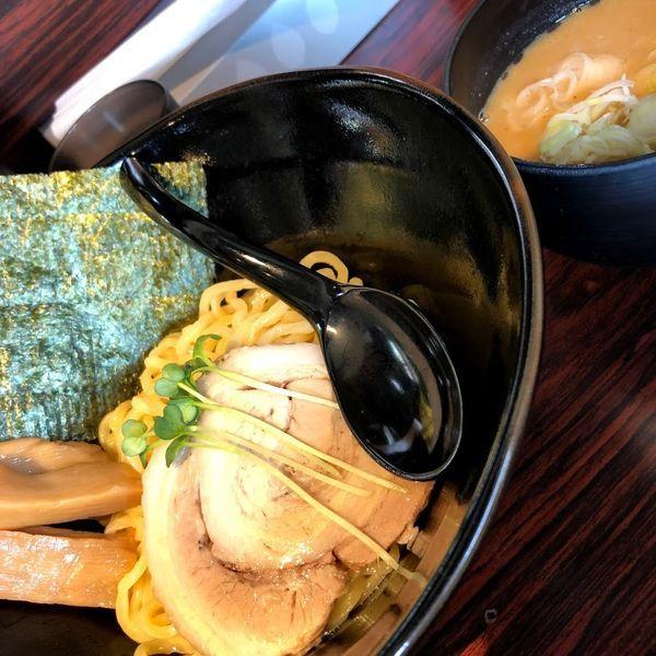 「濃厚味噌つけ麺」@麺屋ひじり 嵐山店の写真