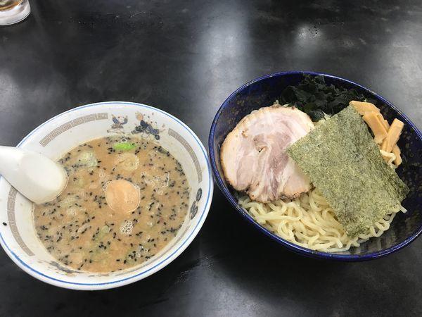 「つけ麺(みそ)」@チャーシュー専門店 チャーシュー力Z 新狭山店の写真