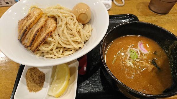 「3年2組(つけ麺1130円)」@らぅ麺 ガラ喰楽学校 大宮店の写真