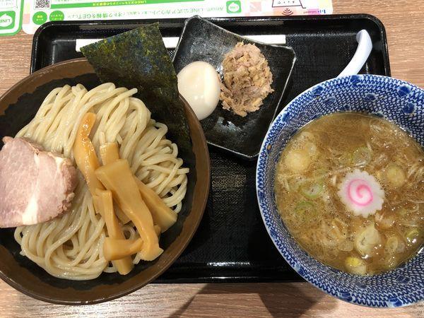 「特性つけ麺」@東京つけめん 久臨 ららぽーと海老名店の写真