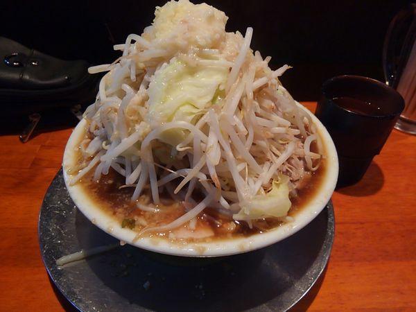 「ガツンしょうゆ」@麺者我楽の写真