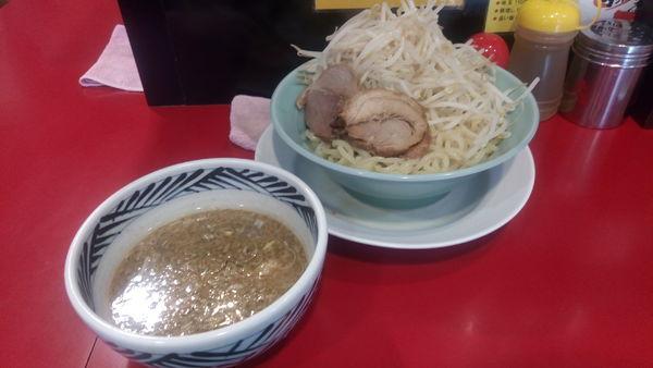 「つけ麺 中盛」@ダントツラーメン 高松一番店の写真