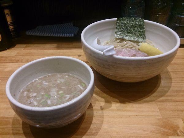 「しおつけ麺」@○心厨房の写真