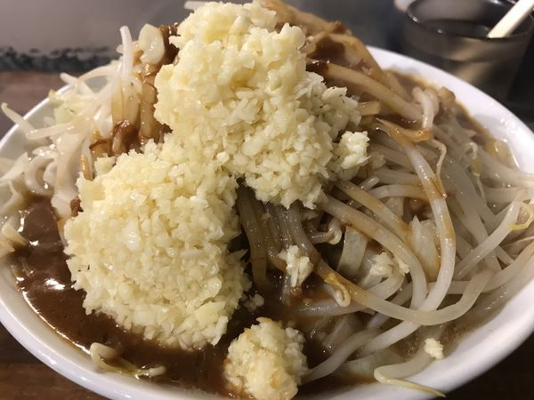「ラーメンカレーチーズ 1,000円」@ラーメン凛 砂町店の写真