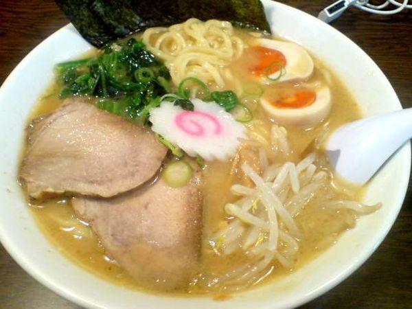 「味噌ハード(850円)」@らーめん晴れる屋の写真