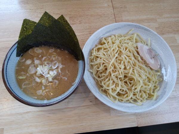 「つけ麺」@横浜家系らーめん 玉家の写真