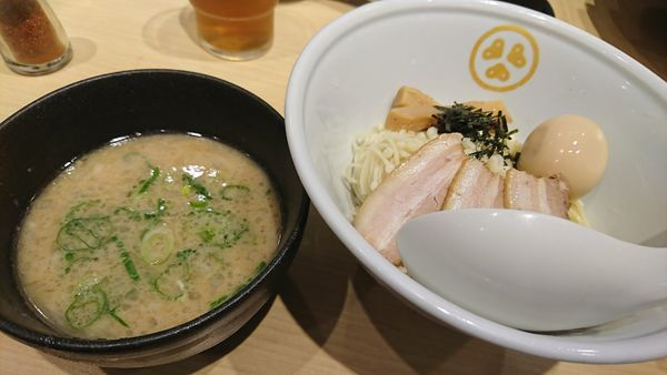 「細つけ麺(850円)」@TOKYO豚骨BASE MADE by 一風堂 赤羽店の写真