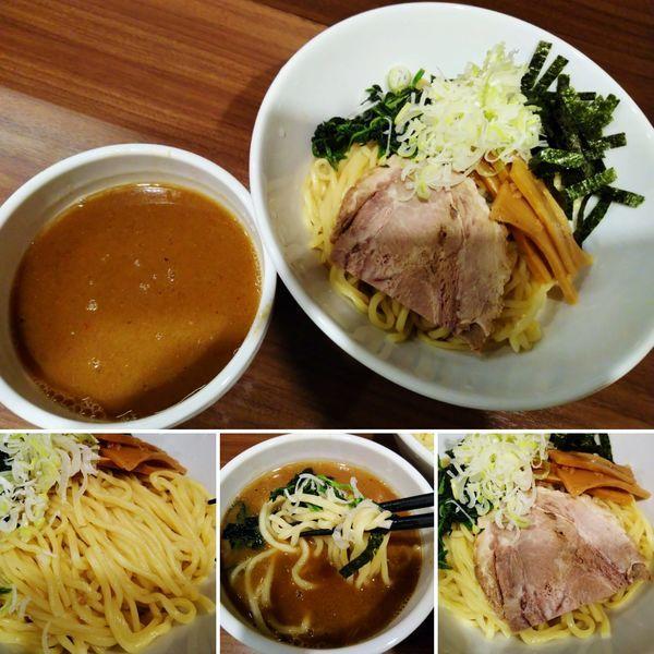 「つけ麺(300g)  880円」@独眼竜政宗の写真