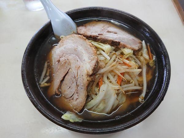 「野菜チャーシューメン 950円」@よしだやの写真