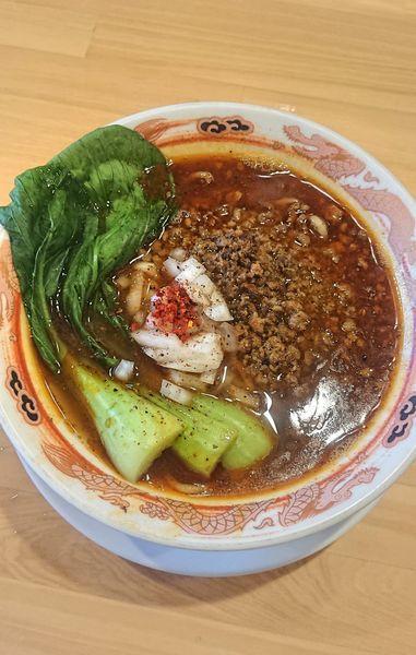「WABI(わび)」@担担麺の掟を破る者の写真