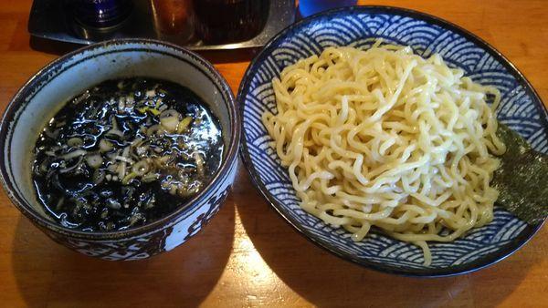 「黒つけめん」@麺や 虎ノ道の写真
