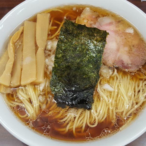 「ラーメン特 ¥650」@めんくい亭の写真