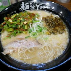 麺's room 神虎 肥後橋店の写真