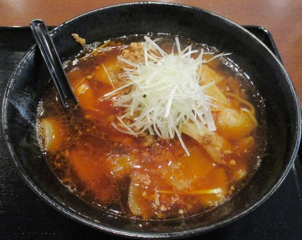 「勝浦タンタン麺 700円 ※小ライスサービス」@らーめん 和宮の写真