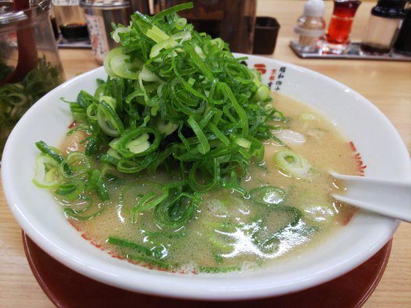 「ラーメン(小)」@ラーメン 横綱 港店の写真