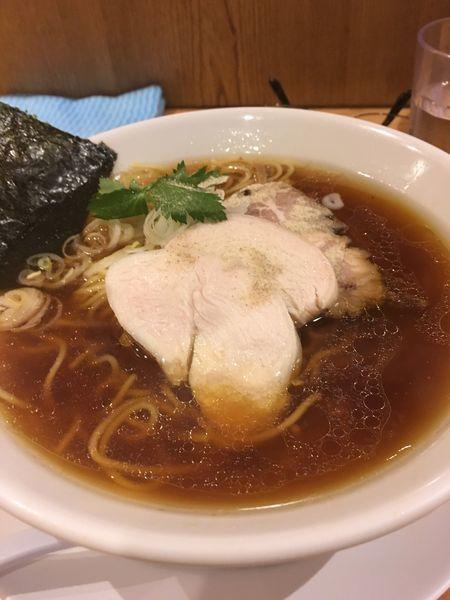 「中華そば大」@麺屋 薫風の写真