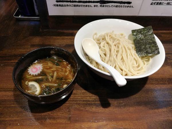 「つけ麺」@Φve(ふぁいぶ)の写真