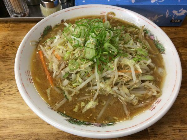 「味噌野菜ラーメン」@ラーメン専門店 天心の写真