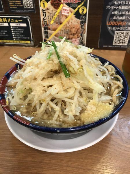 「ラーメン 全マシ」@太一商店 行橋店の写真