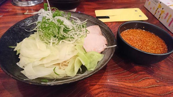 「廣島つけ麺 並 5辛¥802」@廣島つけ麺本舗 ばくだん屋 本店の写真