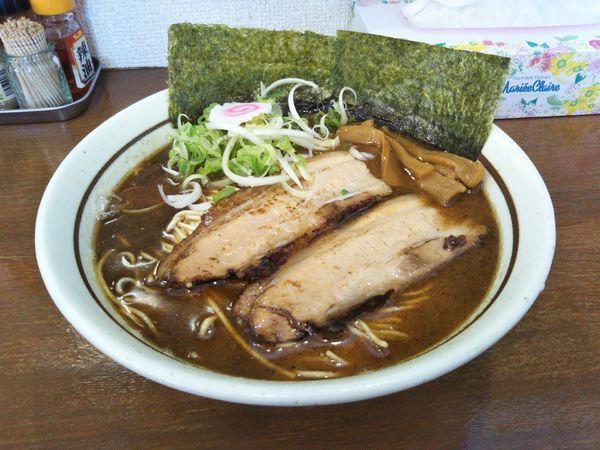 「魚介醤油ラーメン」@麺屋こうきの写真