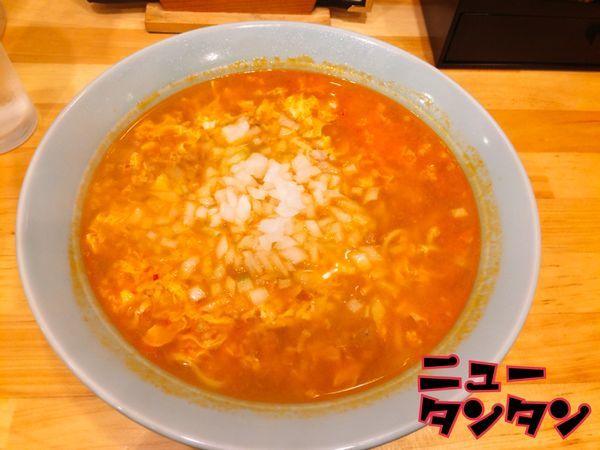 「タンタンメン¥750+玉ねぎ¥50」@ニュータンタンメン 川口店の写真