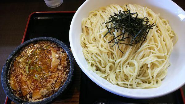 「嘉六つけ麺 770円」@つけ麺 丸和 弥富店の写真